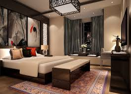 Sophisticated Chinese Bedroom Photos Best Inspiration Home