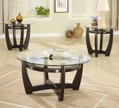 creative of round glass coffee table sets with coffee table round glass coffee table bases round glass