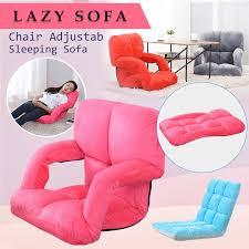 living room lazy sofa couch floor gaming chair adju sleeping sofa