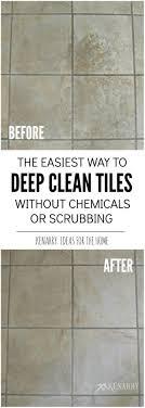 Clean Tile Floor Vinegar Flooring How To Clean Tile Floors Cleaning Literarywondrous