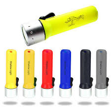 <b>2000LM</b> Q5 <b>LED</b> Diving Flashlight Torch Underwater Flash Light ...