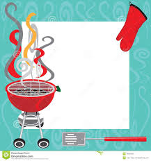 barbecue invitation template free bbq party invitation stock vector illustration of flames 18504062
