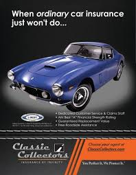 classic collectors classic car insurance our ads