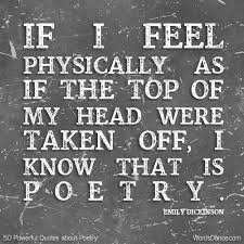 50 Powerful Quotes about Poetry | Words Dance Publishing