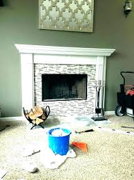 build your own fireplace easy a insert draft stopper magnetic