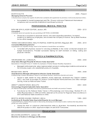 Related Post of Resume for area sales manager