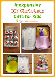 Christmas Gifts For Preschoolers To Make  Rainforest Islands FerryChristmas Diy Gifts For Kids