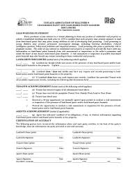 ohio lead based paint disclosure form bill of sale form illinois lead based paint disclosure form