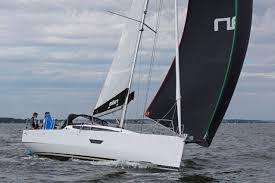 Sailboat Winch Comparison Chart Elan E4 Sailboat Review Cruising World