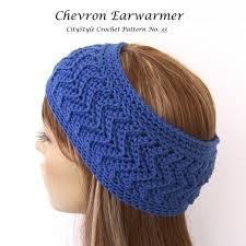 Ear Warmer Crochet Pattern Best Crochet Pattern For Headband Ear Warmer Crochet And Knit