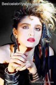 madonna eye makeup 80s 2