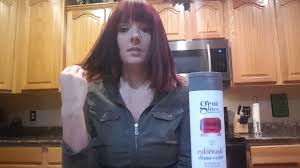 Review Of Gem Lites Celeb Luxury Colorwash Shampoo Ruby Red Without Bleach Color Refresher