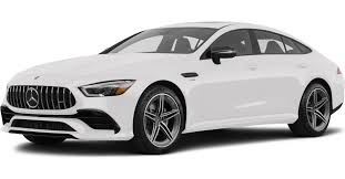 The amg gt 43 4matic+ is the most affordable. 2021 Mercedes Benz Amg Gt Prices Incentives Truecar