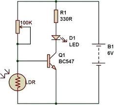 pir sensor wiring diagram malochicolove com pir sensor wiring diagram dark light sensor using transistor electronics light detector circuit light sensor circuit