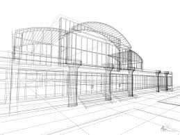 architectural building sketches. Beautiful Architecture Building Drawing Hall University Of Architectural Sketches