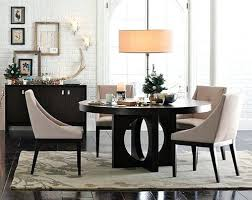transitional dining room sets. Transitional Round Dining Table Room Set From West Elm White By Furniture . Sets