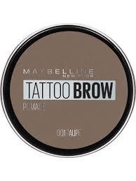 Стойкая <b>помада для бровей BROW</b> POMADE, 3.5 г Maybelline ...