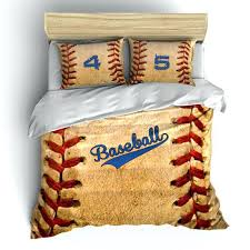 baseball bedding set vintage baseball theme bedding set duvet or comforter baseball bedding set