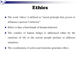 on values ethics morals principles edu essay