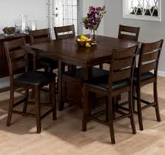 dining room tables bar height. Marvelous Leaf Dining Tables Counter Height Kitchen Ideas Sets Tall Room Table Chairs Bar Countertop Pub