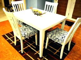 dining chair cushions with ties room back without