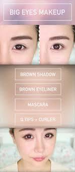 makeup tips for asian women wengie beginners bigger eyes makeup tutorial for hooded eyes