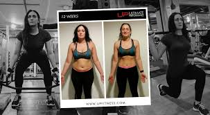 28lbs weight loss after quitting her