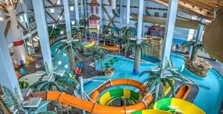 parrot cove waterpark indoor aquatics water parks garden city ks completed 2017