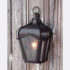 wall lantern indoor. Rustic Brown Iron Carriage Wall Lantern Indoor/Outdoor Indoor I
