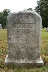Ella Augusta Fletcher (1850-1878) - Find A Grave Memorial
