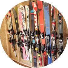 totti on totti on ski rack