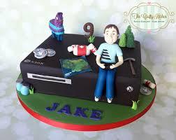 Fortnite Themed Xbox Cake Fortnite Xbox Gamingcake Cake Xbox