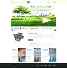 Example Of Company Profile Template Delectable Construction Company Profile Samples Doc Mysticskingdom
