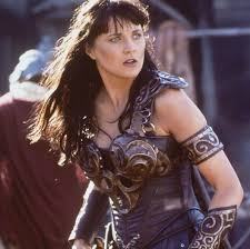 Create unusual characters, explore the beautiful game world. Xena Warrior Princess Coloring Pages Coloring And Drawing