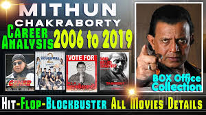 Tolly Lights Movie Mithun Chakraborty Box Office Collection Analysis 2006 2019 Part 06 Hit Flop And Blockbuster Movies