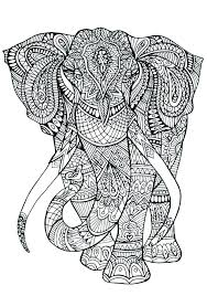 Coloring Pages Hard Coloring Pages Of Animals Super Hard Abstract