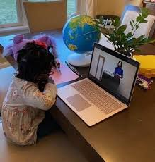 Preschool Update: Learning ABC's and 123's Remotely! - Eastern Christian School