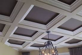 Here below are common types of coffered ceilings below I do in the higher  design levels;