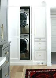 washer and dryer in closet washer dryer closet design concealed stacked washer and dryer view full size washer dryer closet washer dryer closet stackable