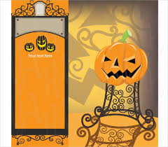 Blank Halloween Invitation Templates 30 Halloween Birthday Invitation Templates Free Sample