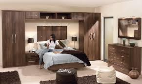 fitted bedrooms. Modren Fitted Dark Walnut Fitted Bedroom Wigan In Bedrooms R