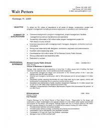Construction Resume Sample Project Coordinator Resume Sample