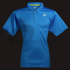 Yonex Yp1002j Unisex Junior Polo Blue