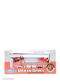 Игрушка <b>модель машины</b> Пожарная <b>машина WELLY</b> 2695292 в ...