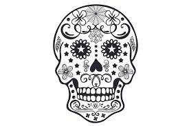 My resource library is open to anyone and is free! Sugar Skull Svg Cut File By Creative Fabrica Crafts Creative Fabrica