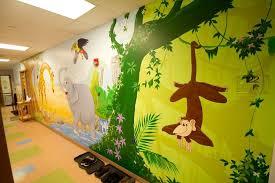 fantastic jungle theme wall decor gift art wall decor