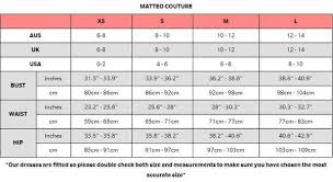 Size Chart One Honey Boutique Size Chat For All Brands