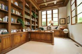 carpet for home office. Delighful Carpet The Mansion Also Has A Home Office Featuring Coffered Ceiling And Huge  Bookshelf On Carpet Intended Carpet For Home Office N