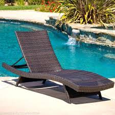 patio chaise lounge chairs walmart. outdoor patio furniture pe wicker adjustable pool chaise lounge chair chairs walmart