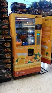 Fresh Juice Vending Machine New Fresh Squeezed Orange Juice Vending Machine Imgur